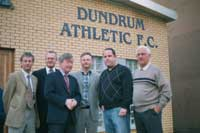 Dundrum FC Club House